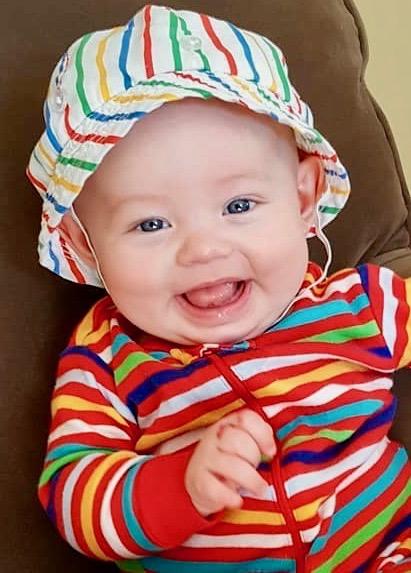 Lucas at 4 months (1)